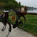Mestieri in bicicletta a Guastalla: a Georgica la collezione di Omar Maselli