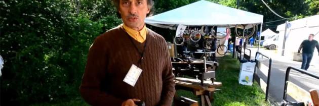 Georgica Guastalla 2014: Mario Bianchi e le macchine per il truciolo dei cappelli di paglia