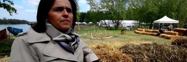 Georgica Guastalla 2015: il sindaco Camilla Verona