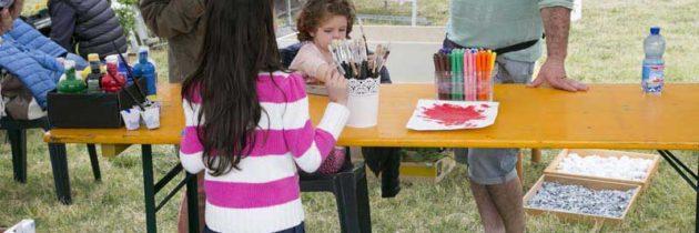 I bambini a Georgica 2017: divertirsi con Duetta!
