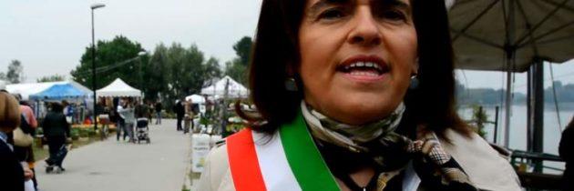 Il sindaco di Guastalla Camilla Verona a Georgica 2017